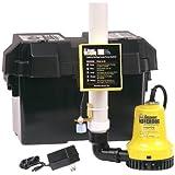 Glentronics, Inc. BWE 1000-Gallons Per Hour Basement Watchdog Emergency Back-Up Sump Pump