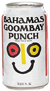 Bahamas Goombay Punch Soda 12oz