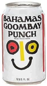 Bahamas Goombay Punch Soda 12oz