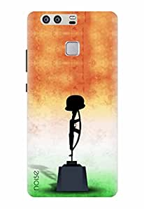 Noise Designer Printed Case / Cover for Huawei P9 / Patterns & Ethnic / Salute To India Design
