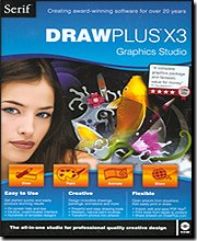 Serif DrawPlus X3 Graphics Studio [OLD VERSION]