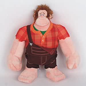 Amazon.com: new wreck it ralph plush toy gift doll: Toys & Games