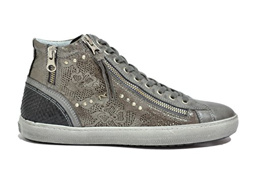 Nero Giardini Sneakers scarpe donna grafite 6210 A616210D 39