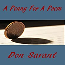 A Penny for a Poem Audiobook by Don Savant Narrated by Ty Landers