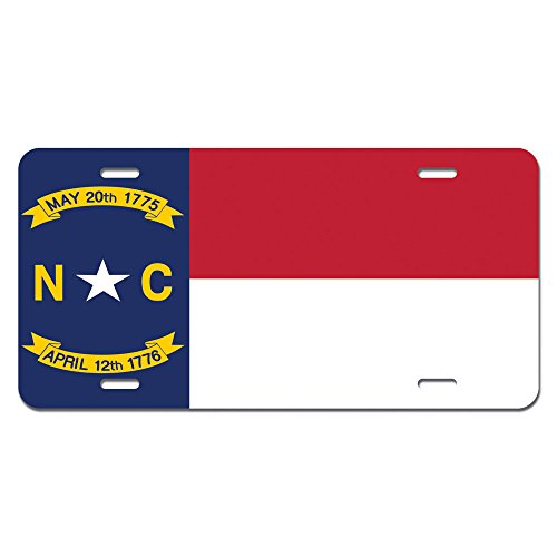 Unc License Plate Frame