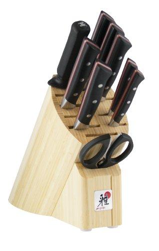 Miyabi Morimoto Edition Fusion 10 Piece Knife Block Set