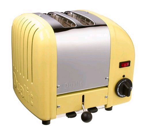 Dualit 2 Slice Toaster Canary Yellow 20238