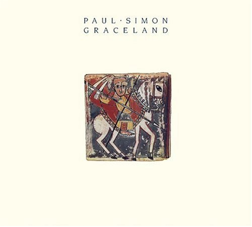 Original album cover of Graceland by Paul Simon