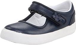 Keds Ella Mary Jane Sneaker (Toddler/Little Kid),Navy,6 M US Toddler