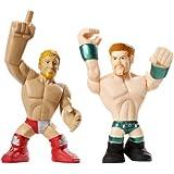 WWE Rumblers Daniel Bryan and Sheamus Figure 2-Pack