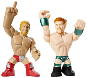 WWE Rumblers Daniel Bryan and Sheamus Figure 2-Pack