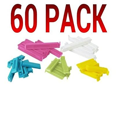 Ikea 700.832.52 Bevara Sealing clip, assorted colors, assorted sizes by IKEA