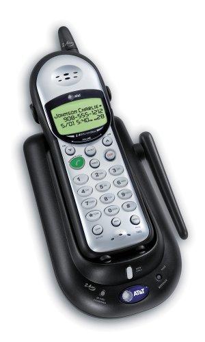t 1445 analog cordless telephone