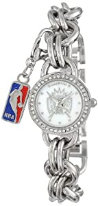 Game Time Ladies NBA-CHM-SAC Charm NBA Series Sacramento Kings 3-Hand Analog Watch by Game Time