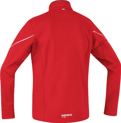 Gore Essential Running Wear Men's Jacket Soft Shell