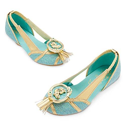 Disney Store Princess Jasmine Costume Shoes ~ Aladdin (9/10) (Princess Jasmine Costume For Kids)