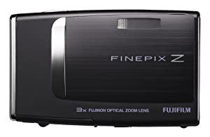 Fujifilm Finepix Z10fd 7.2MP Digital Camera with 3x Optical Zoom (Midnight Black)