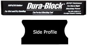 "Dura Block 16"" Full Size Hand Sanding DuraBlock Sander"
