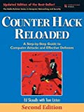 img - for [(Counter Hack Reloaded: A Step-by-step Guide to Computer Attacks and Effective Defenses )] [Author: Edward Skoudis] [Jan-2006] book / textbook / text book