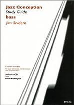 ジャズ・コンセプション/スタディ・ガイド ベース [CD付]