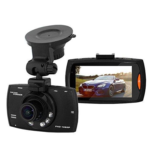 """2.0""""TFT LCD 3D Auto Unfallkamera Autokamera HD 1080P DVR Video Recorder Car Dashcam KFZ Camera"""