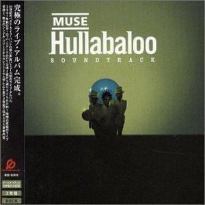 muse hullabaloo CD Covers