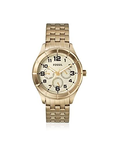 Fossil Men's BQ1409 Classic Gold Tone Stainless Steel Bracelet Watch