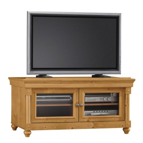 Cheap Bush Furniture Heartland Pine Finish 60″ Plasma TV Stand Video Base (VS99636)
