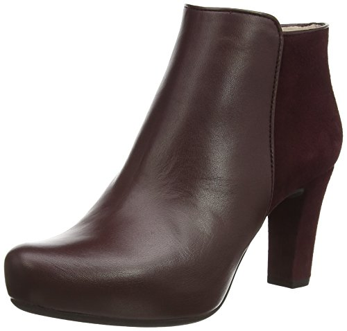Unisa Nerja_Na_Ks, Stivaletti alla caviglia, imbottitura leggera donna, colore viola (uvaspina), taglia 36 EU