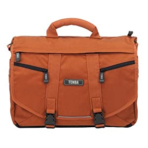 Tenba Mini Messenger Bag (Orange)