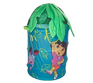 Ready Room Dora the Explorer POP UP Clothes & Toys HAMPER at Sears.com
