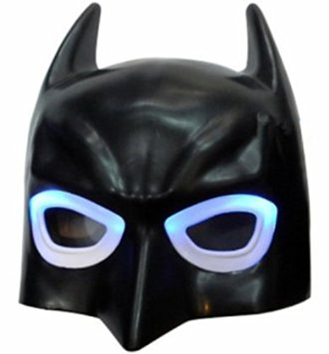 Avengers Batman Hero Led Light Up Mask