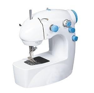 Mini macchina da cucire portatile casa e cucina for Macchina da cucire mini portatile