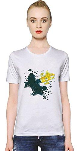 yellow-battleship-womens-t-shirt-xx-large