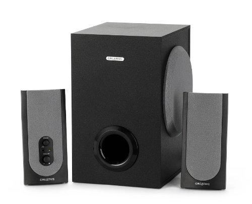Creative SBS 390 2.1 PC-Lautsprecher-System