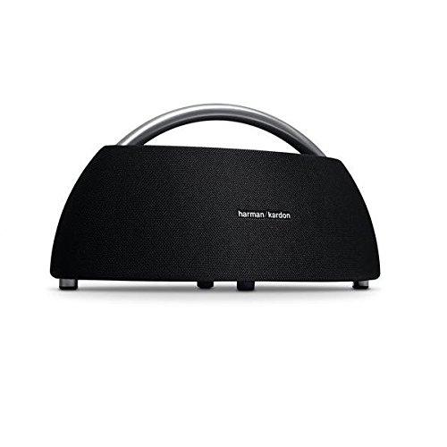 Harman-Kardon-HKGOPLAYMINIBLKEU-GoPlay-Tragbarer-Bluetooth-Lautsprecher-mit-Dual-Mikrofon-Konferenzsystem-schwarz