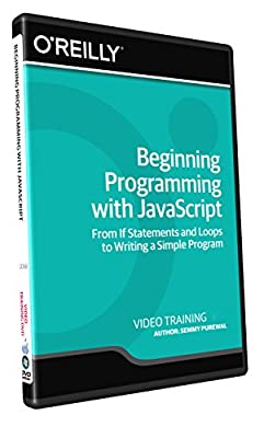 Beginning Programming with JavaScript - Training DVD