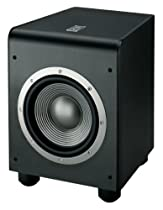 JBL ES150PBK 300-Watt Powered 10-Inch Subwoofer - Black