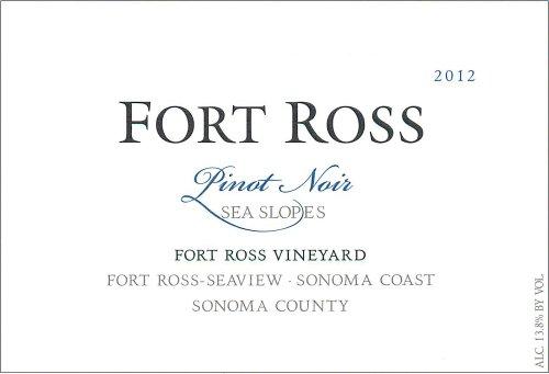 2012 Fort Ross Pinot Noir Sea Slopes, Fort Ross-Seaview, Sonoma Coast 750 Ml
