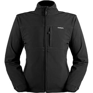 Mobile Warming Mens Classic Softshell Jacket, Black, 2X-Large