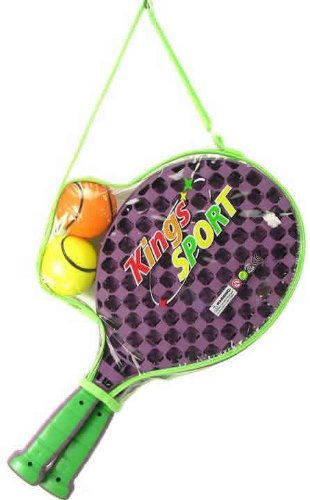 Racquet Ball Sport Set, Colors may vary