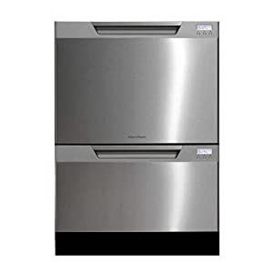 Fisher paykel dd24dctx6v2 dishdrawer 24 in stainless steel built in drawer dishwasher review - Fisher paykel dishwasher drawer reviews ...