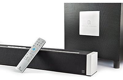 Definitive Technology (1) W Studio Sound Bar with Wireless Subwoofer & (2) W7's with Wireless Streaming Bundle!
