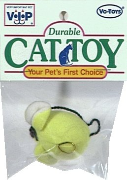 Petite Mouse Cat Catnip Toy 12pk