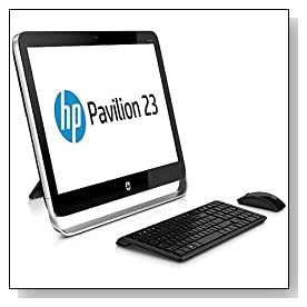 HP Pavilion All-in-One 23-p110 Touchscreen 23 inch Desktop Review
