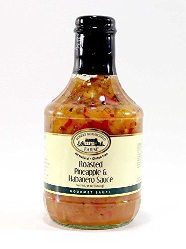 Robert Rothschild Farm Roasted Pineapple & Habanero Sauce - 37 Oz-2 Pack (Pineapple Habanero Sauce compare prices)