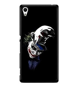 printtech Joker Gotham Back Case Cover for Sony Xperia Z4 , Sony Xperia Z4 E6553