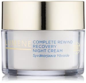 Lumene Complete Rewind Recovery Night Cream, 1.7 Fluid Ounce