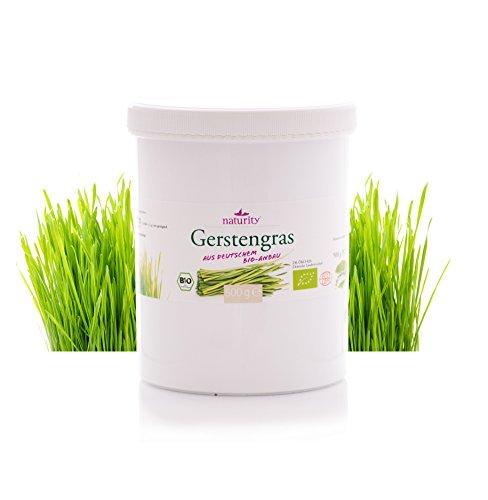 Bio Gerstengras Pulver / 500 g / (TOP Qualität aus deutschem Anbau) Picture