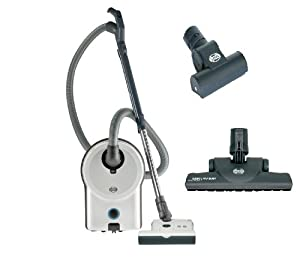 Sebo D4 Airbelt 90641AM GVPE Pet Edition Canister Vacuum